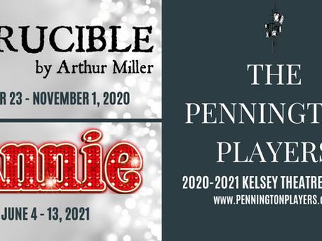 The Pennington Players Announce 2020-2021 Season!