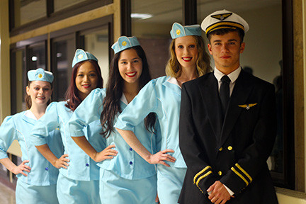 """The Pennington Players present """"Catch Me If You Can"""""""