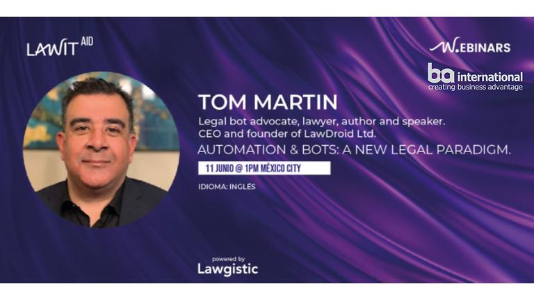 TOM MARTIN - Automation & BOTS
