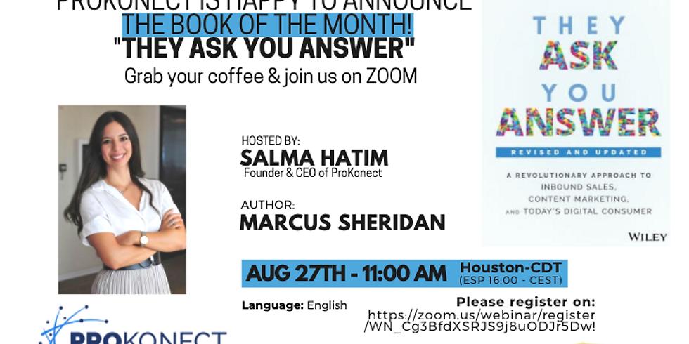 Special Invitation by Salma Hatim - CEO & Founder of PROKONECT