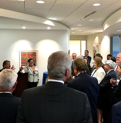 Welcoming Reception July 17th 2019