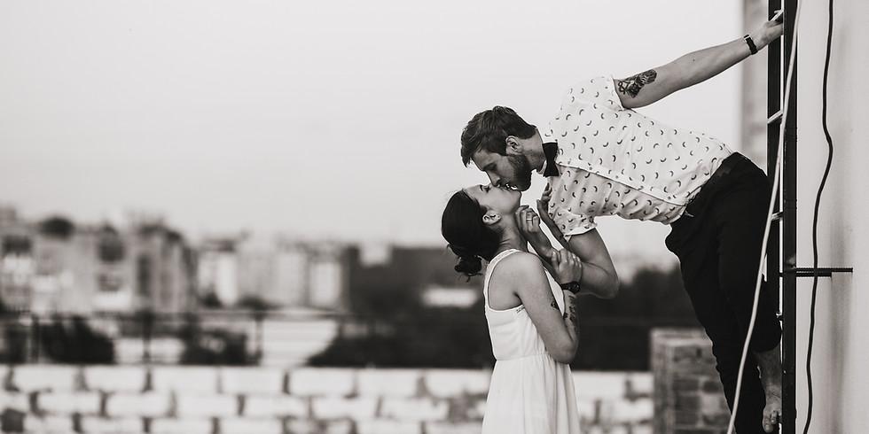 DER KUSS - ein Sensual-KISS-Workshop