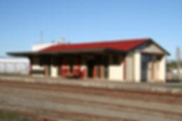 Pahiatua Railway Station, 11.05.14 - 1.j