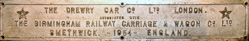 Birmingham Railway Carriage and Wagon Co