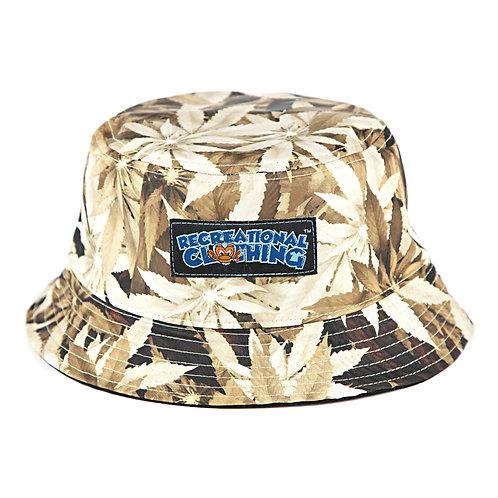 Reversible Camo Bucket Hat