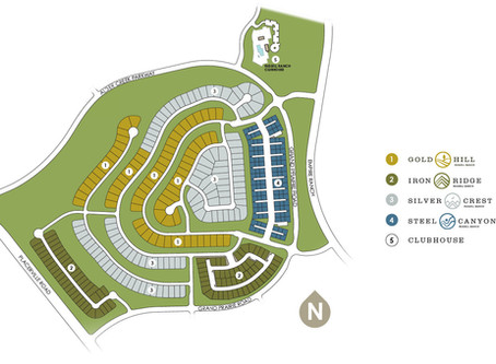 Hot off the Press- New Russell Ranch Site Plan