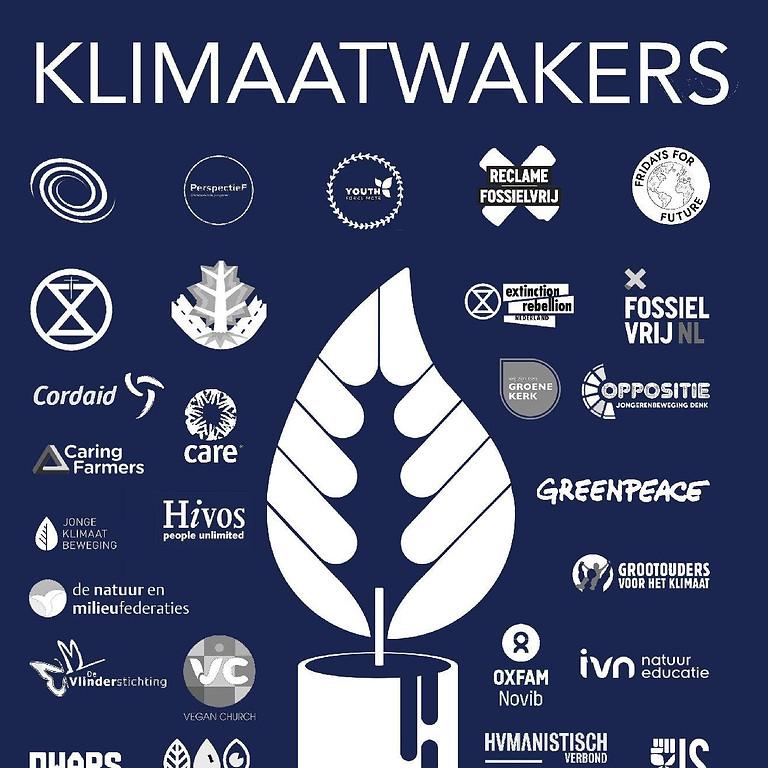Klimaatwake in Delft