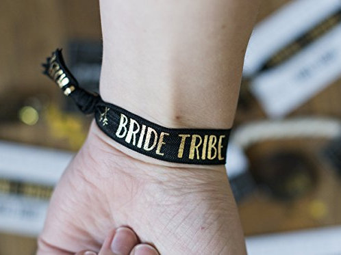 """Bride Tribe"" Bands for Hair or Bracelet *offer*"