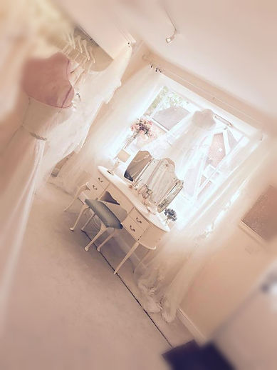 Appointment Notes at The Bridal Room Atherstone