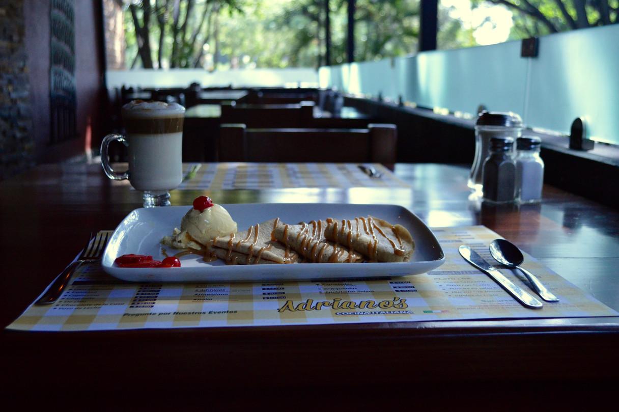 adriano´s desayunos