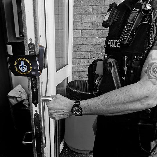 Patrolman Doorjamm