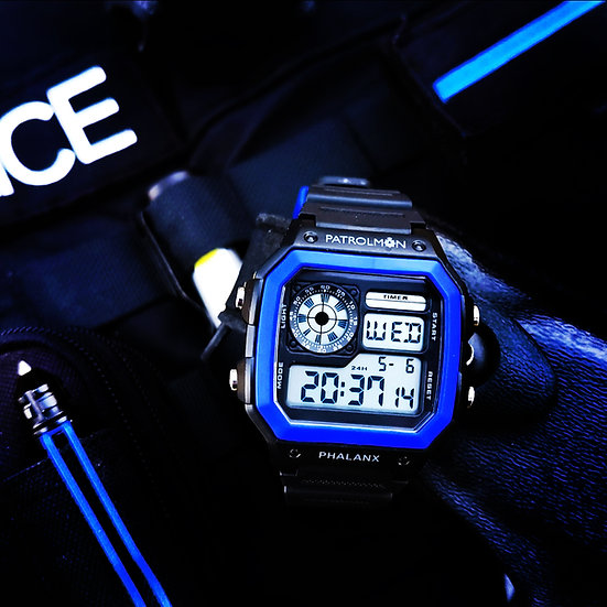 Patrolman Phalanx Digital watch