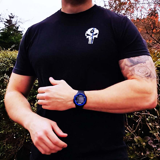 Punisher - Fitted T shirt