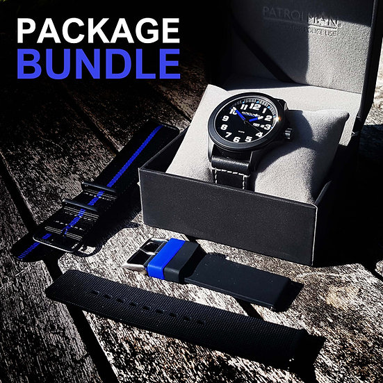 The Thin Blue Line Bundle