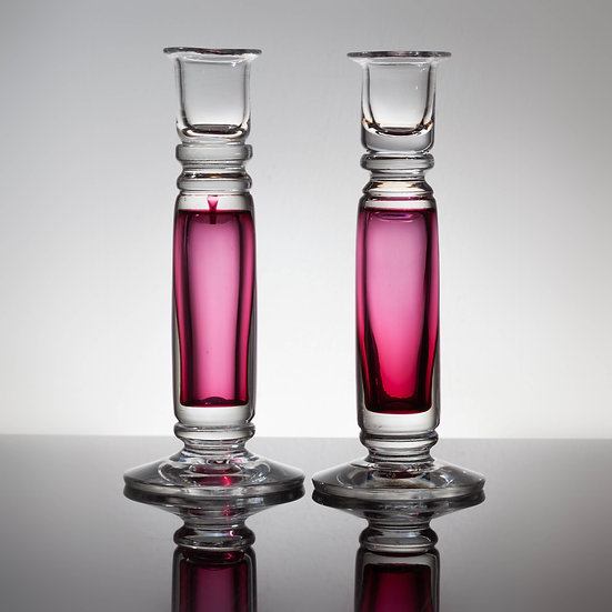 Simple Candlesticks - Pair