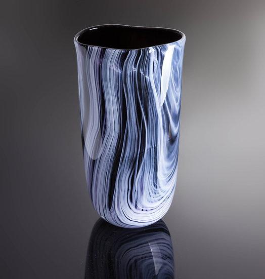 Fibre Vase - Amethyst