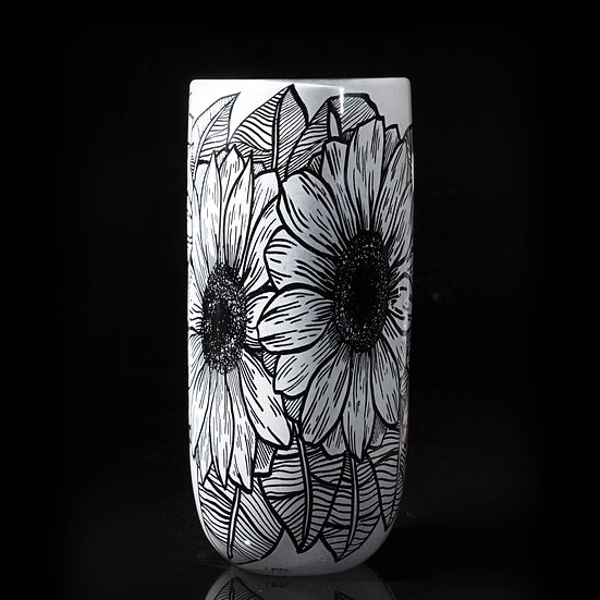 Large Sunflower Cylinder - Graal
