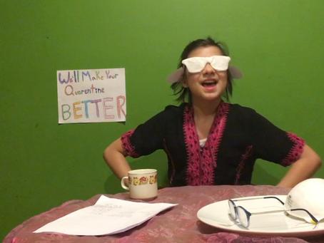 Paloma Makes Your Quarantine Better