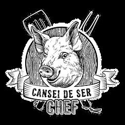 Logo Cansei de ser Chef.png