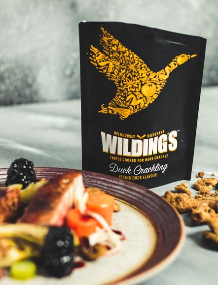 Wildings Duck Crackling