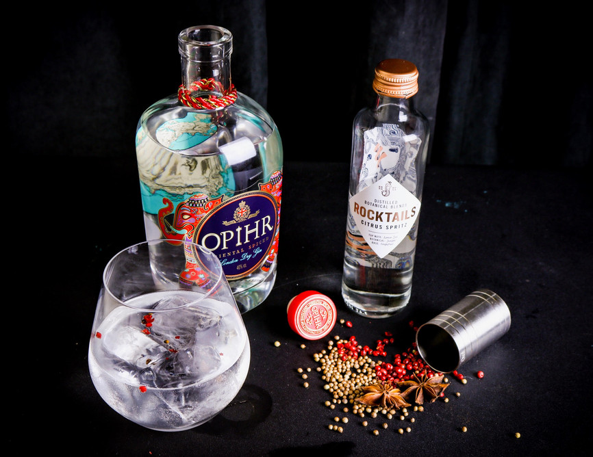 Gin And Spice