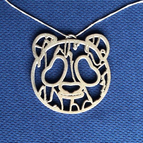 Night Panda Pendant (Logo)