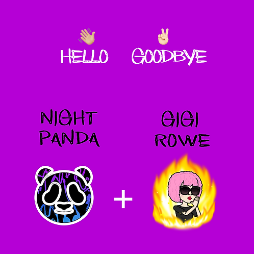 Hello Goodbye - Night Panda (Digital Download)