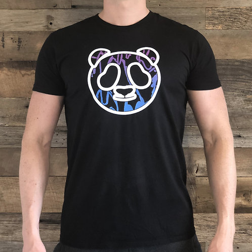 Night Panda T Shirt