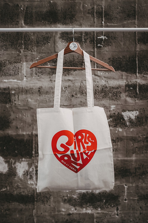 Tote Bag 'Girls Rule'