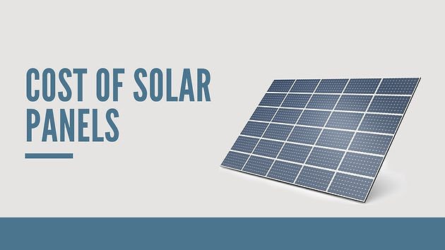 A Guide to Know the Significance of Solar Panels | solarenergy