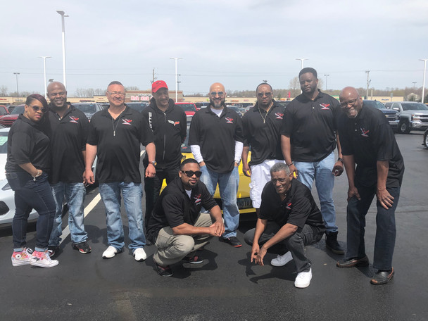 Crew Members @ Coughlin Event 4/13/2019