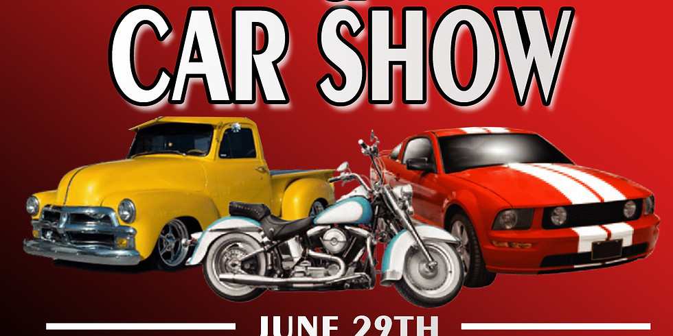 Block Party & Car Show