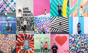 Instagram Wall Ideas for Student Housing