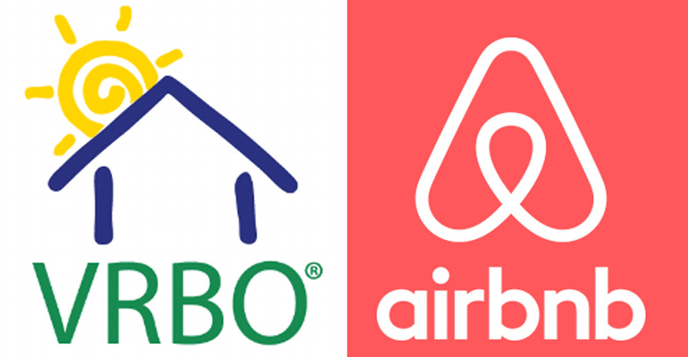 VRBO and AIRBNB Logo