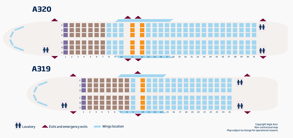 Room Choice - Airline Fuselage with Seat Selection