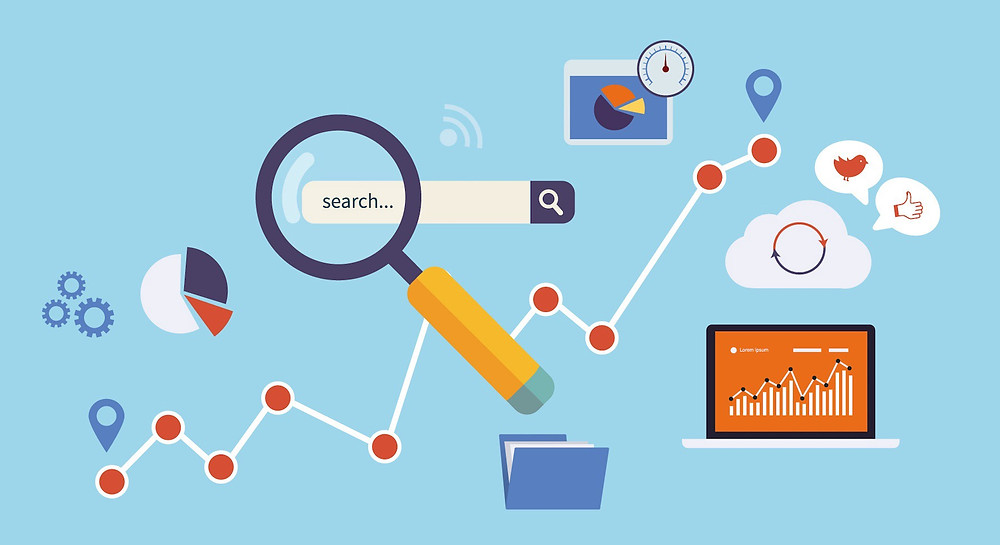 SEO, Social and Local Search Packages