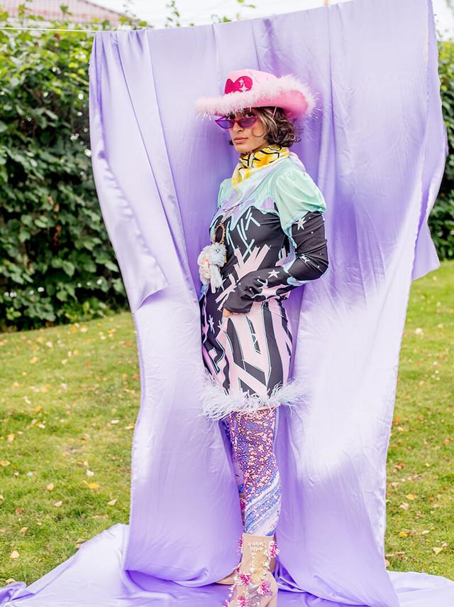 flesh-official-oslo-printed scarf-silk-k
