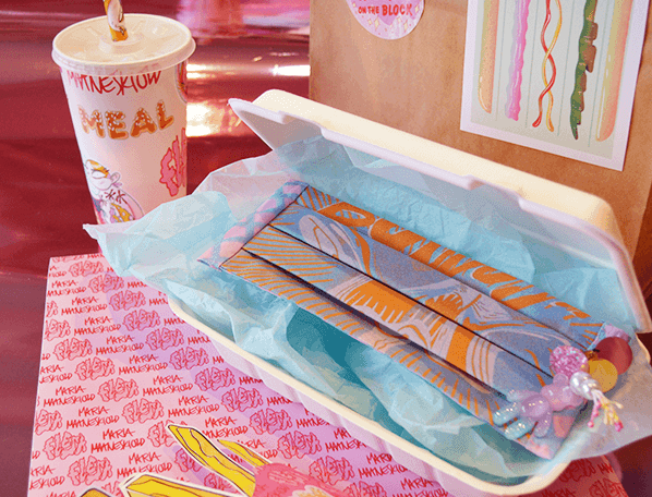 TIME FRIES WHEN I'M WITH YOU