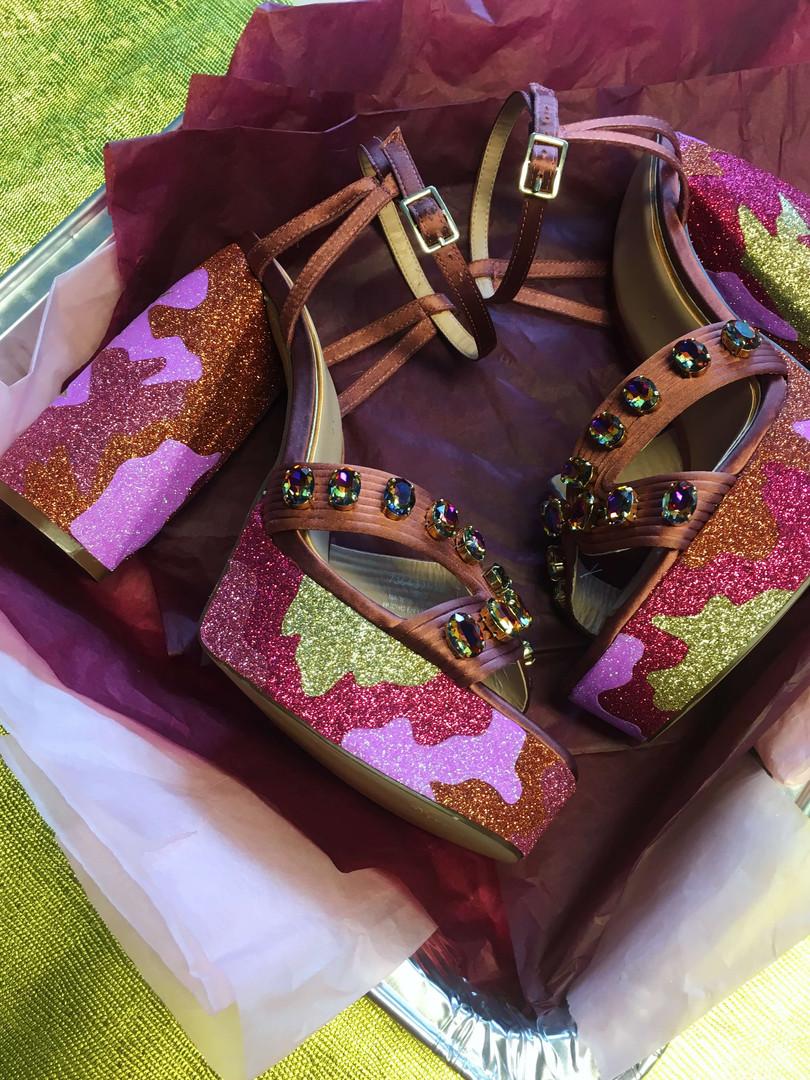 flesh-custom-order-glitter-shoes-70s-osl