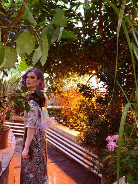 flesh-official-summer-garden-photoshoot-