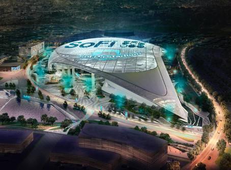 Durch uns bewegt sich das Dach des größten Stadions der Welt.
