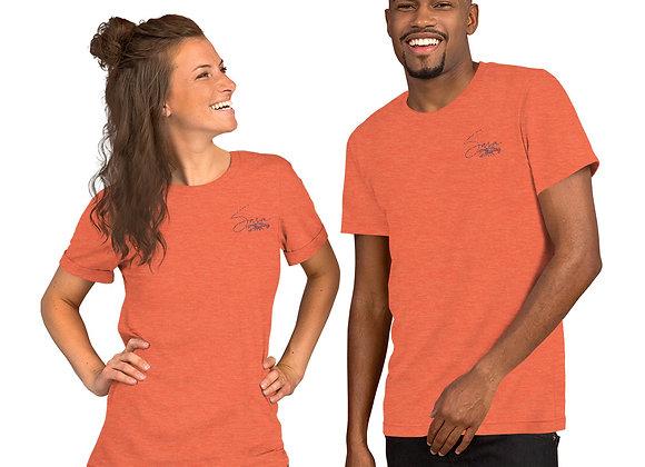 """""""Crawfish"""" Short-Sleeve Unisex T-Shirt"""
