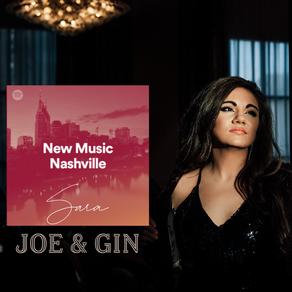 """Joe & Gin"" Makes Massive Spotify Playlist"