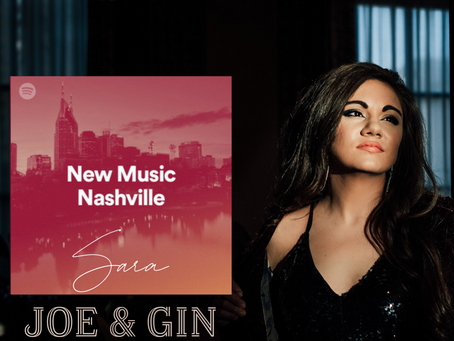 """Joe & Gin"" Makes Massive Spotify Playlist"