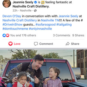 Sara's Family Spotted on Country Music Icon, Jeannie Seely's Facebook Page