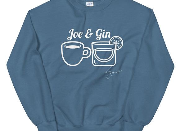 """Joe & Gin"" Unisex Sweatshirt"