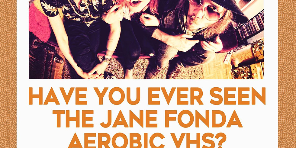 Have you ever seen the Jane Fonda aerobic VHS? & Bird Shoes