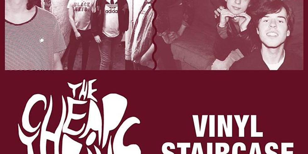 Vinyl Staircase & The Cheap Thrills
