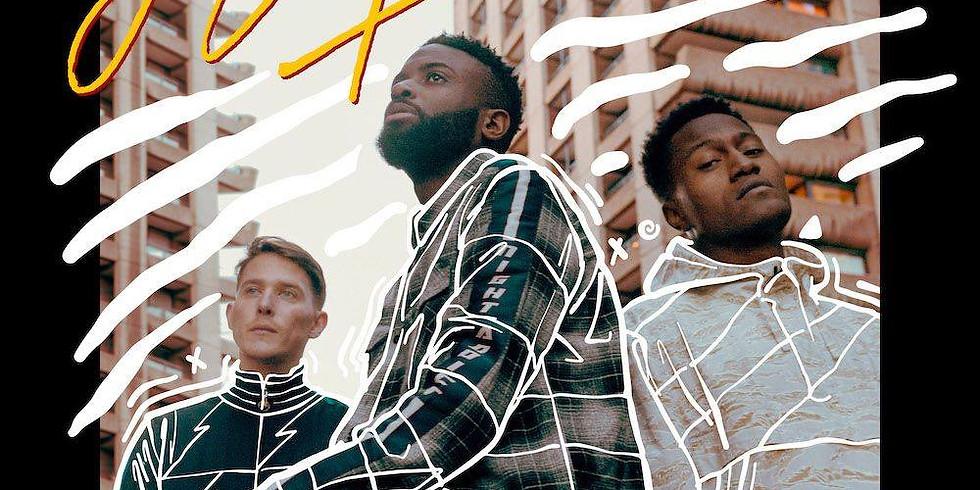 Jungle Brown + Wi7 / Adam Foxx