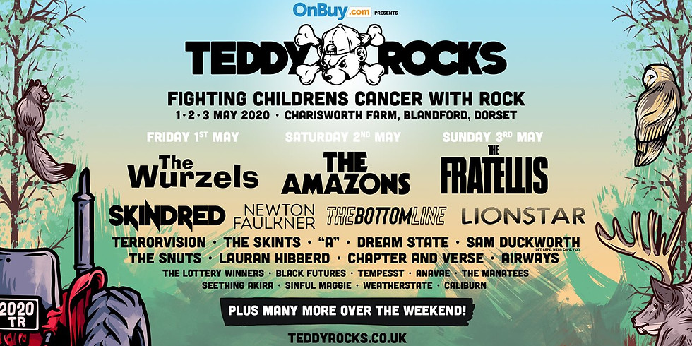 Teddy Rocks Festival 2020